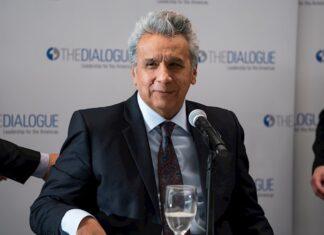 El presidente de Ecuador, Lenín Moreno. EFE/ Jim Lo Scalzo/Archivo