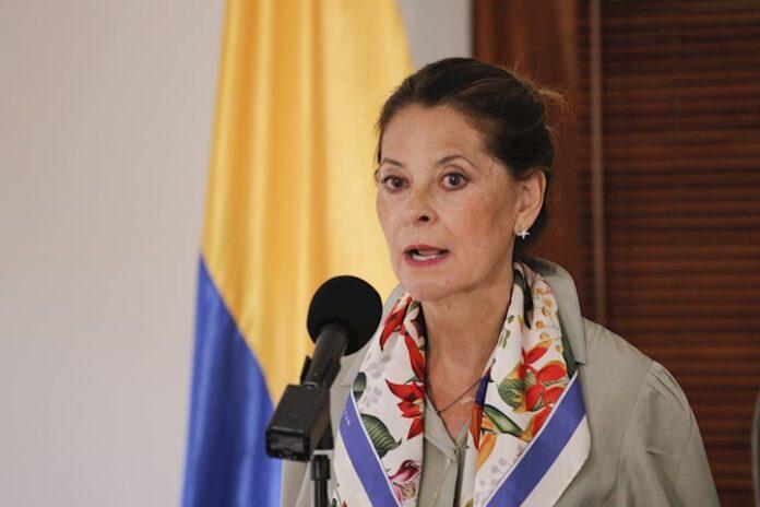 vicepresidenta colombia