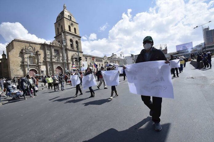 Maestros Bolivia