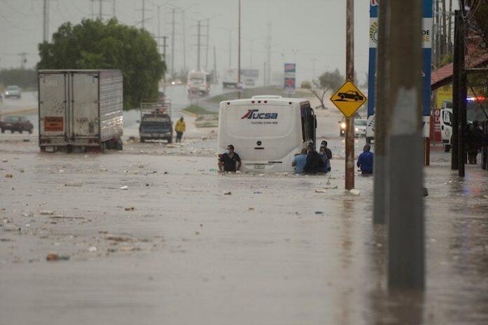 lluvia mexico