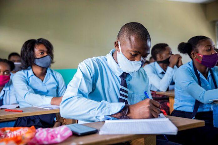Escuela Haiti