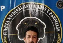 Fuerza Nacional Anti Maras Y Pandillas