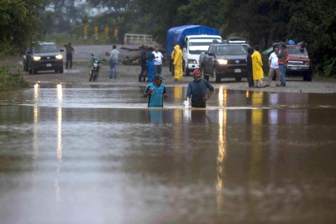 Alertan de desborde de ríos en Pacífico de Nicaragua por Giro  Centroamericano | Diario Paradigma